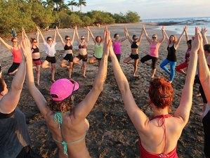 4 Days Nourishing Ayurveda and Yoga Retreat in Playa Negra, Costa Rica