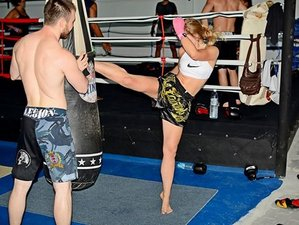 6 Months Muay Thai Training School in Thailand
