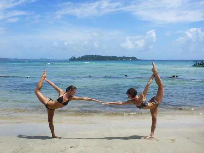8 Days New Year's Surf and Yoga Retreat in Panama