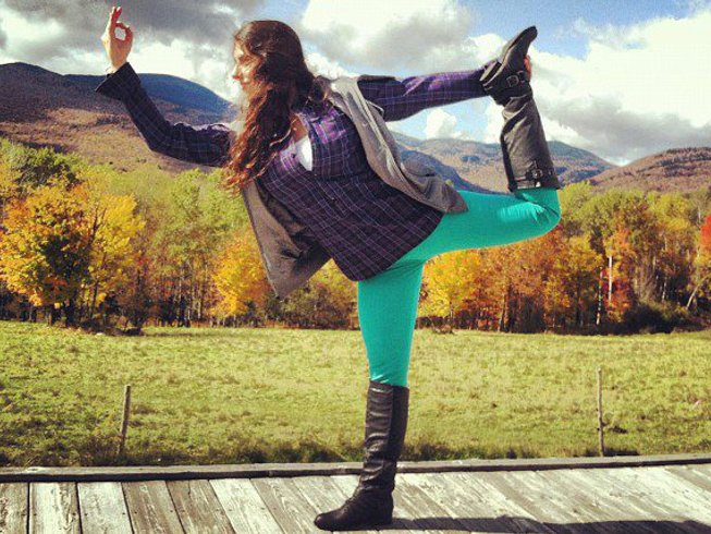 3 Days Fall Yoga and Relaxation Retreat in Vermont, USA