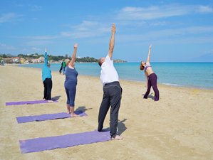 8 Day Custom Personal Detox Juice Yoga & Tai Chi Retreat Zante, Greece
