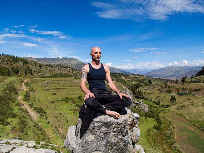 6 Tage Spirituelle Erkundung, Meditation und Yoga Retreat in Cusco, Peru