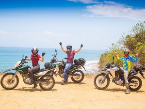 4 Day Coast to Cabo Guided Motorcycle Tour in Colombia