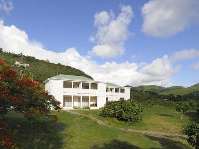 21 Days Flow & Restore 200HR YTT in St. Martin, Caribbean