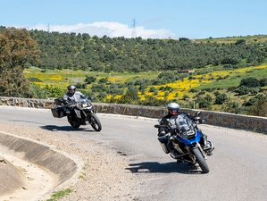 7 Days Self-Guided Motorcycle Tour through the best of Andalusia, Spain