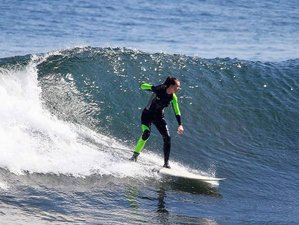 4 Days Beginner Surf Camp Pichilemu, Chile