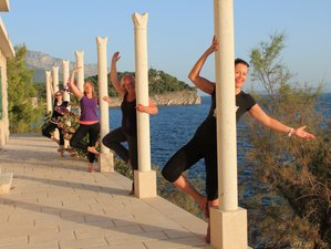 8 Tage Strand Yoga Urlaub in Makarska, Kroatien