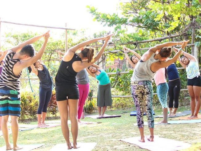 2 Days Surf Camp, Yoga & Cooking Retreat in The Philippines