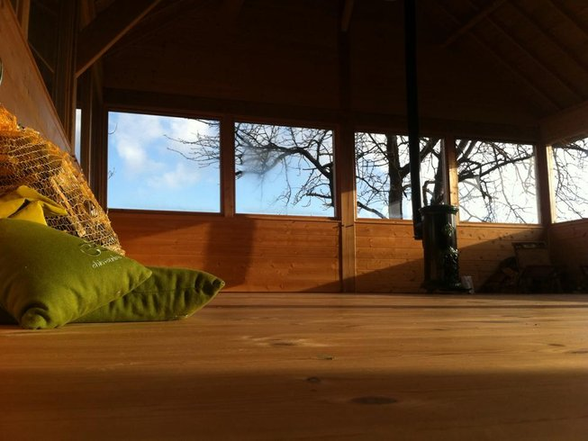 3 Days Fall into Winter Yoga Retreat France