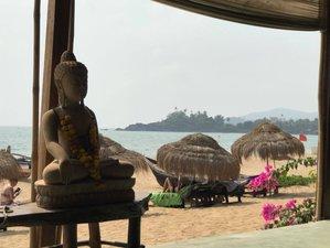 5-Daagse Frisse Strand Yoga Retraite in Goa, India