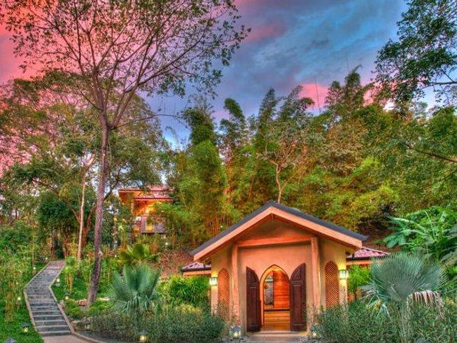 8 días retiro de yoga Iyengar en Nosara, Costa Rica