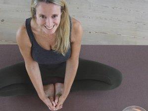 4 Tage Einfach Leicht im Yoga Retreat auf 1500 Metern Höhe in Südtirol, Italien