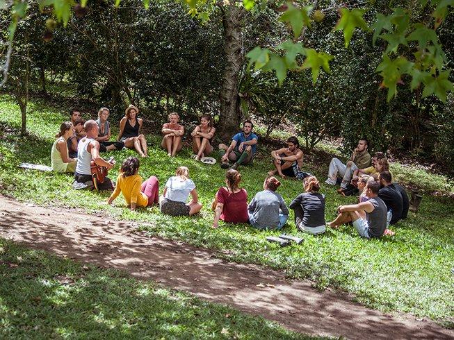 3 jours de yoga et de cours de massage balinais en Australie