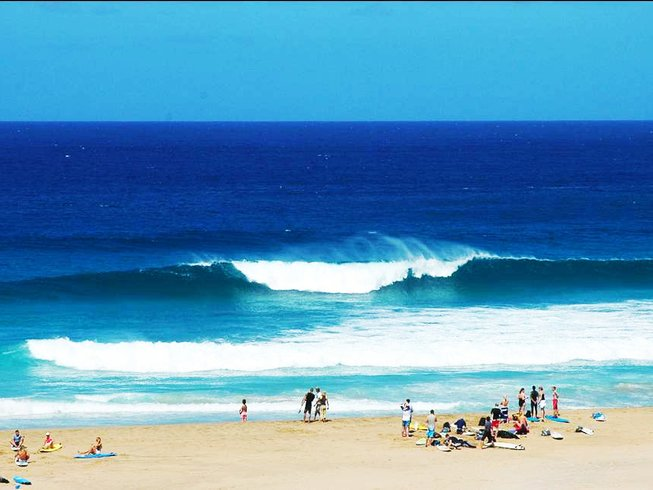 8 Days Serious Surf Camp Fuerteventura