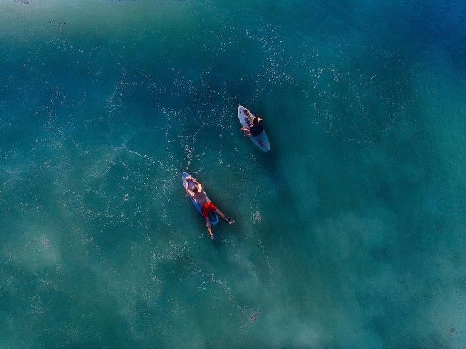 7-Daagse Surf en Yoga Retraite in de Algarve, Portugal