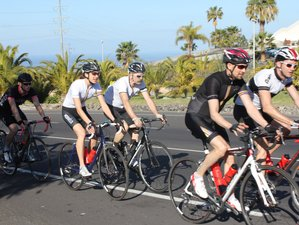 8 Days Road Cycling Tour in Tenerife and La Gomera, Spain