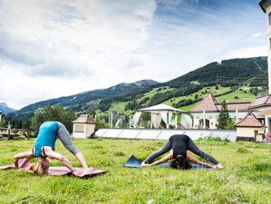 7 Days Ayurvedic Yoga Retreat in Tyrol, Austria