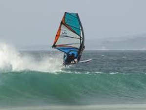 14 Day Windsurfing Camp with Beginner Spanish Course in Tarifa, Andalusia