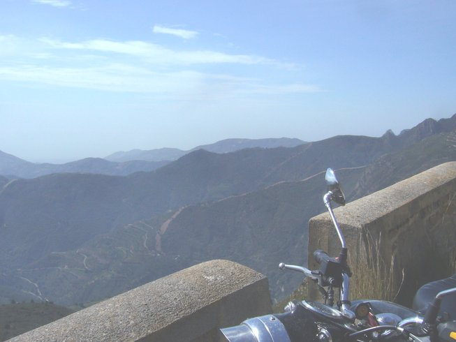 8 Days Royal Enfield Motorcycle Tour in Andalusia, Spain