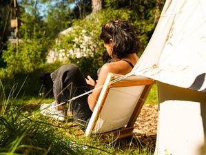 6 Tage Empowerment Yoga Retreat mit Alina Shala Kocher in Scuol, Graubünden