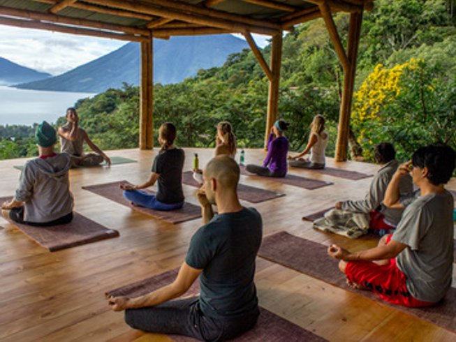 31 Days 300-Hour Guatemala Yoga Teacher Training