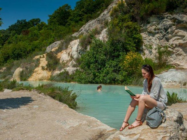 4 Days Luxury Spiritual Couple with Spa Wellness Yoga Retreat in Tuscany, Italy