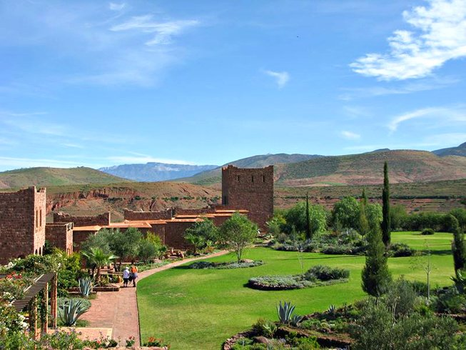 6 Days Walking, Meditation and Yoga Holiday in Morocco