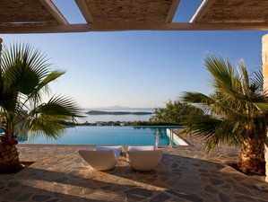 7 Days Deluxe Seafood Cooking Holidays in Paros, Greece