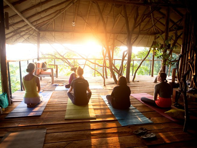 7-Daagse Safari Yoga Retraite in Sri Lank