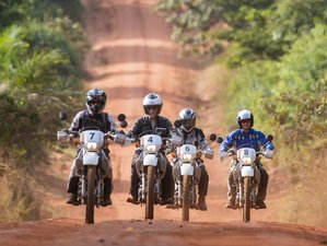 9 Days Guided Breathtaking Motorcycle Tour in Kenya and Tanzania