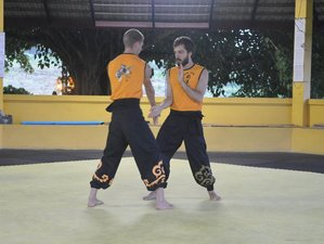 1 Year The Shaolin Warrior Kung Fu Training Thailand