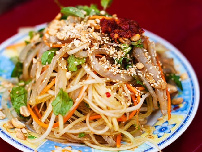 12 Days Vietnamese Cooking Vacations with Billy Law