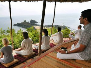 9 Days Shanti and Well-Being Yoga Retreat in Gokarna, India