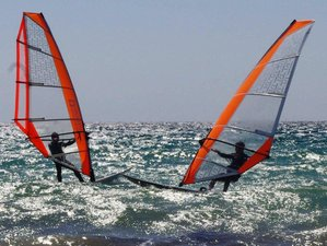 3 Day Dynamic Windsurfing Training Camp for All Levels in Estepona, Costa del Sol