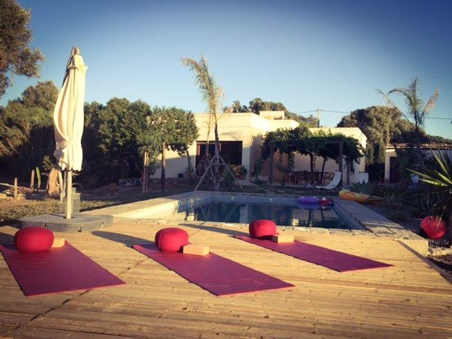 8 Tage Yoga, Tanz und Meditation an der Costa de la Luz, Andalusien, Spanien