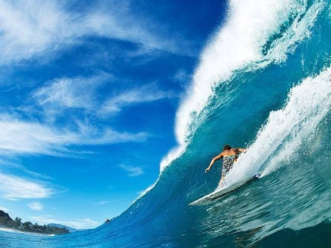 7 Days Surf Camp in Canggu, Bali, Indonesia