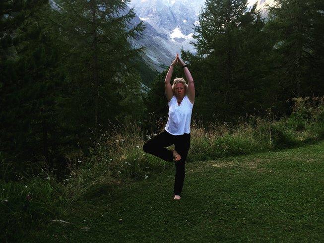 3 Tage Weinverkostung, Meditation und Yoga Retreat in den Französischen Alpen