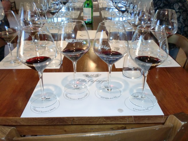 7 Days Wine Tasting Tuscany & Cooking Holidays in Italy