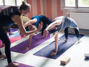 8 Days 75-Hour Leadership Immersion Yoga Teacher Training in Tulum, Mexico