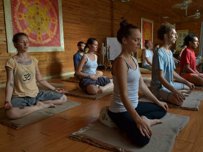 14 Days Qigong Meditation Retreat Guangxi, China