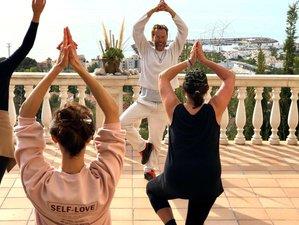 3 Day Boost Weekend: Vegetarian/Vegan Diet, Meditation, and Yoga Retreat in Sitges, Barcelona