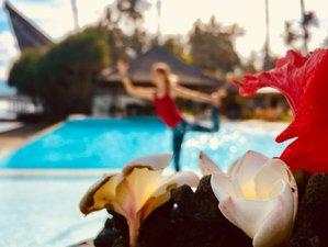 7 Tage Wie geht es Ihnen wirklich? Yoga Retreat am Meer auf der schönen Insel Bali