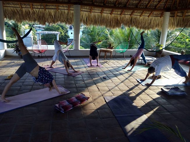 9 Days Osho No-Mind Meditation Yoga Retreat in Mexico