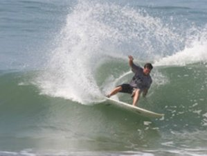 8-Daagse Surf en Yoga Retraite in Costa Rica