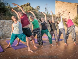 7 Days Inspiring Practice Yoga Retreat in the mountains of Spain