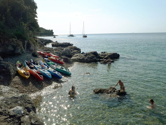7 Days Adventure and Yoga Retreat in Rovinj, Croatia