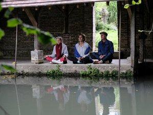 3 jours en stage de yoga somatique et méditation dans le Perche, France