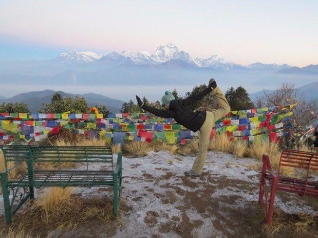 9 Tage Trekking und Yoga Urlaub in Kathmandu, Nepal