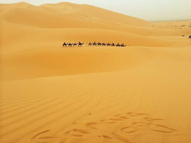 13 Days Sahara Yoga Holiday in Morocco