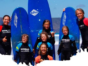 8 Day Surf Camp For Active Family in Aljezur